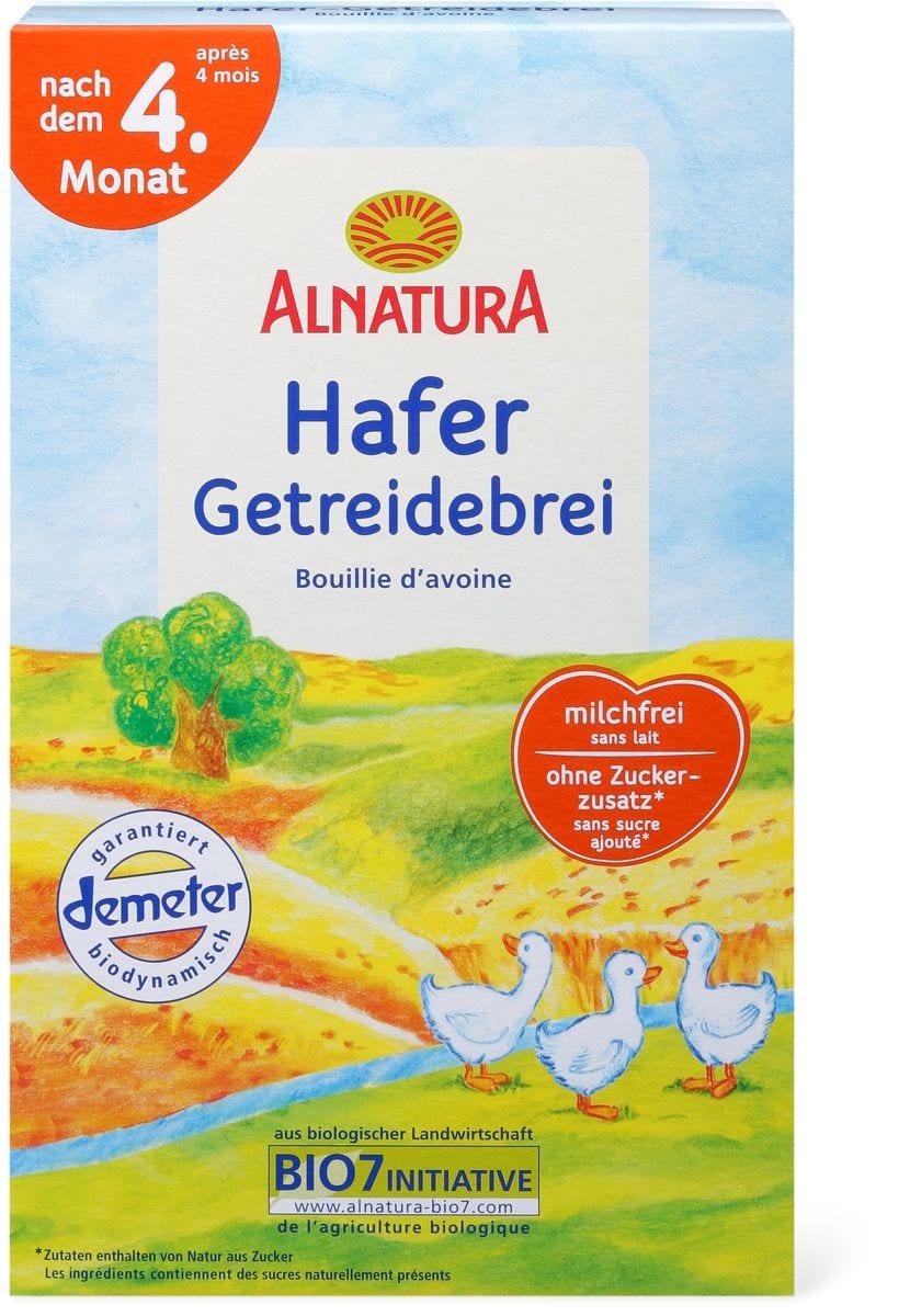 Alnatura Hafer Getreidebrei