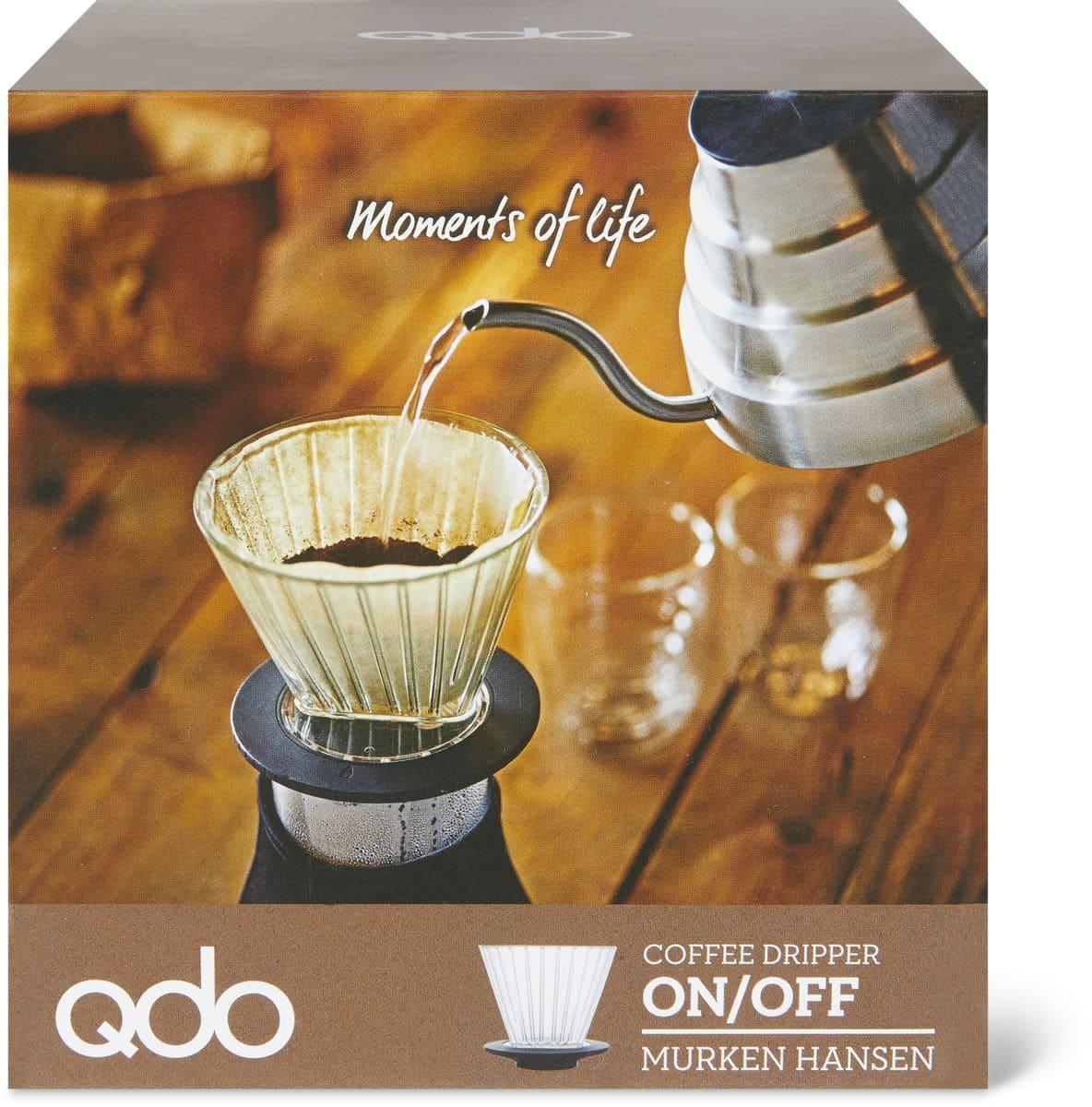 QDO Entonnoir pour filtre à café