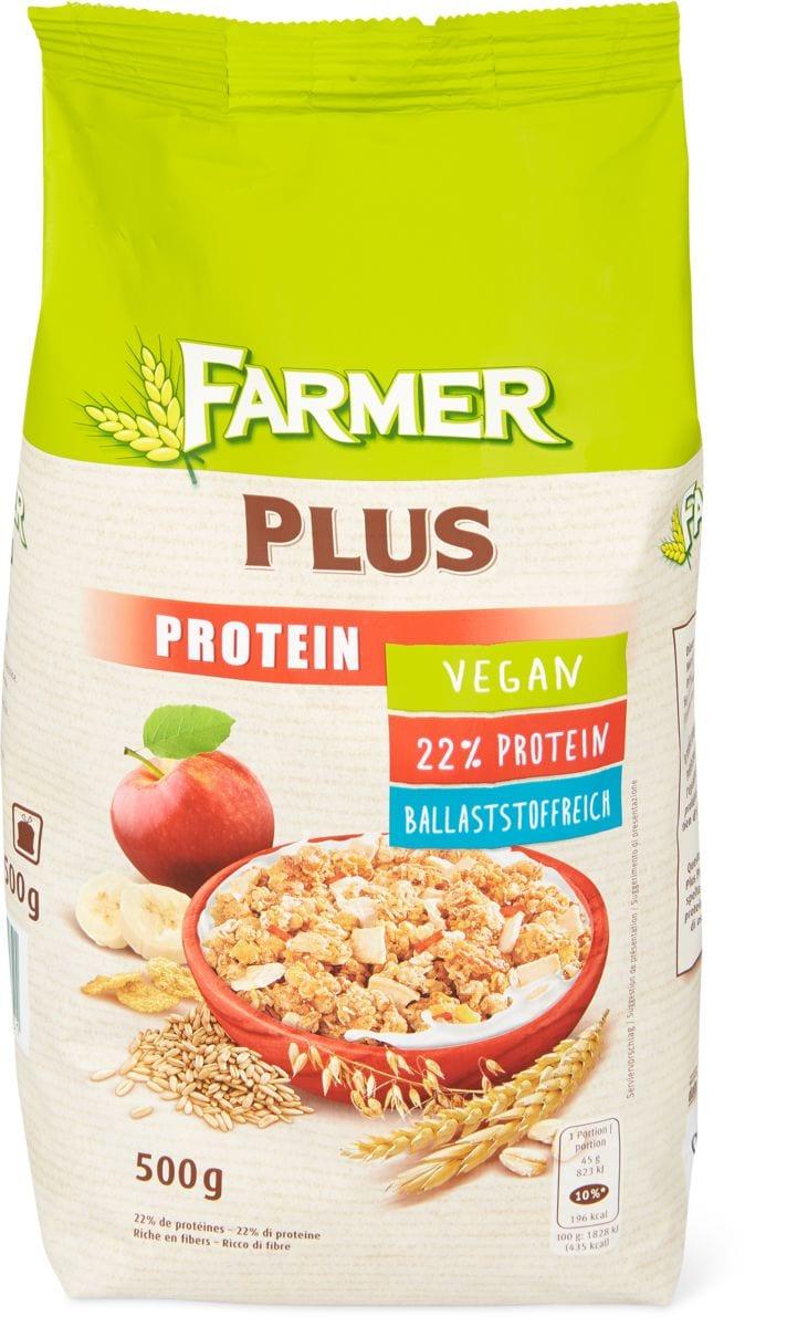 Farmer Plus Protein