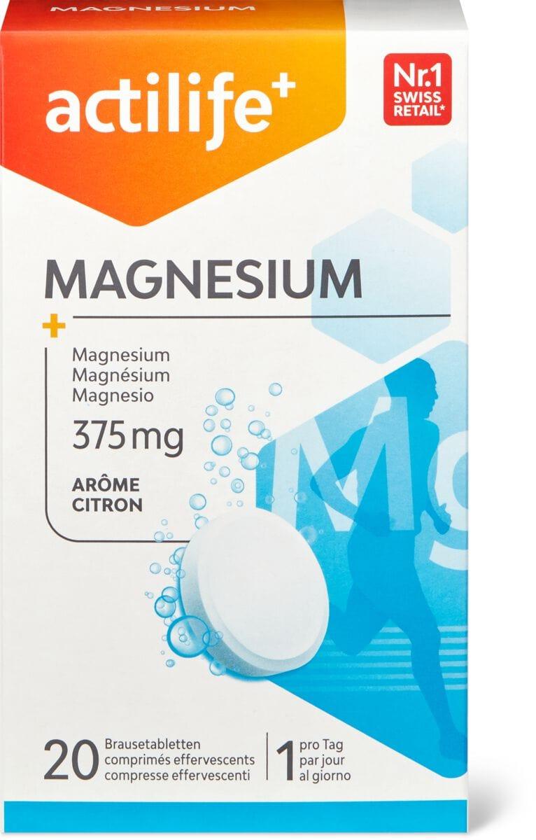 Actilife Magnesium Zitronen Aroma