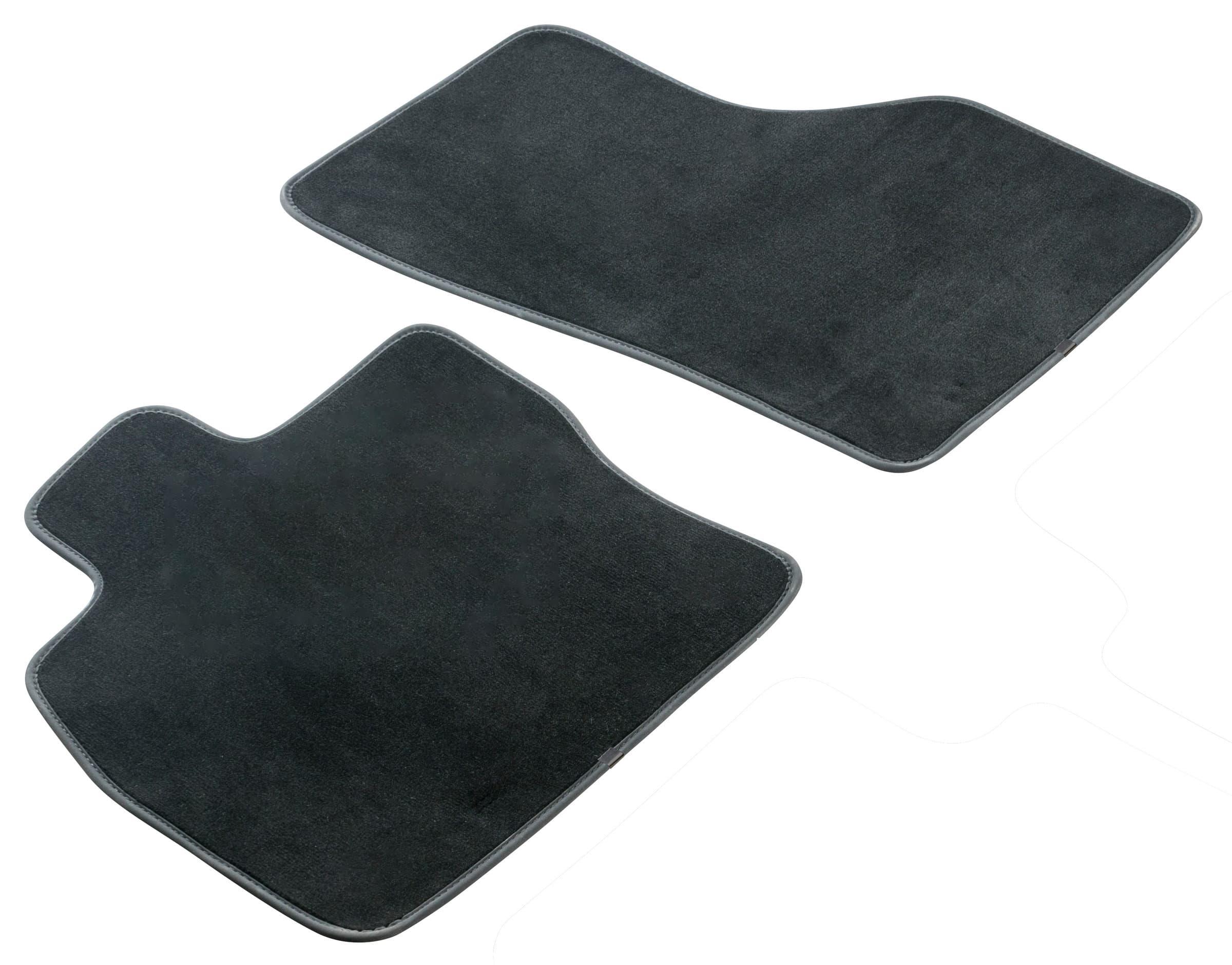 WALSER Set de tapis de voiture premium VW Tapis de voiture
