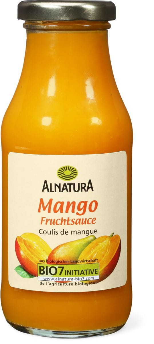 Alnatura Coulis de mangue