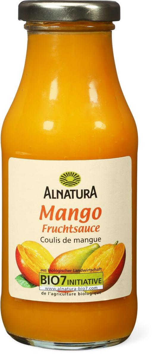 Alnatura Salsa frutta mango
