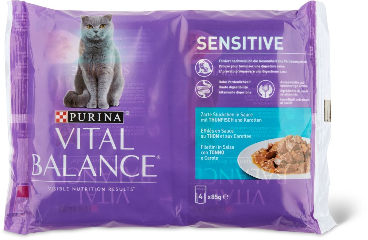 Vital Balance Sensitive Thunfisch