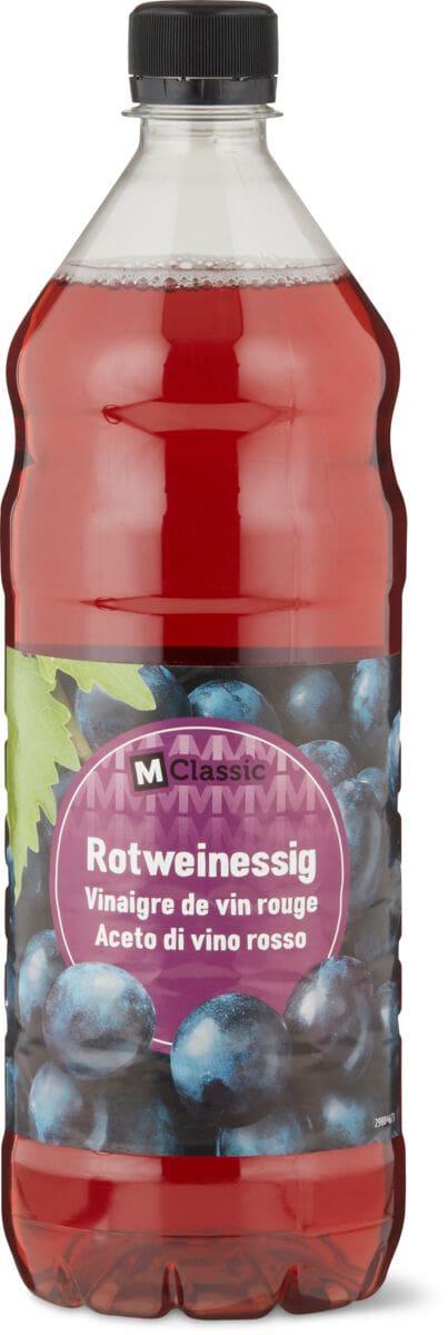 M-Classic aceto di vino rosso