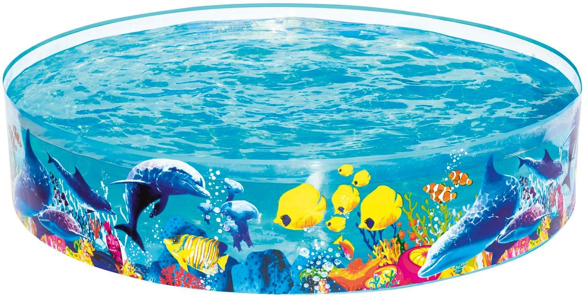 Bestway Bestway Fill N Fun Odyssey Pool