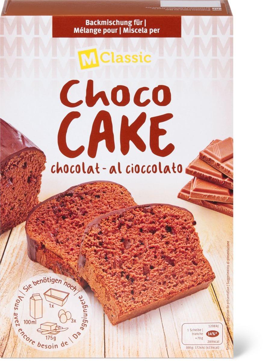 M-Classic Choco Cake