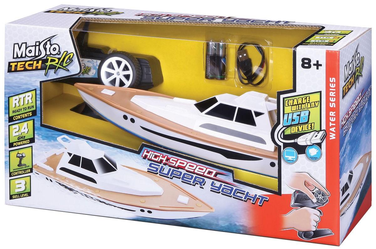 Maisto Hi Speed Boat - Super Yacht Wasser-Spielzeug