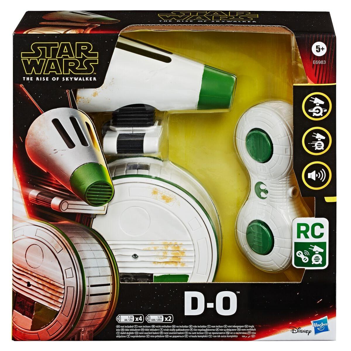 Star Wars Ferngesteuerter D-O rollender elektronischer Droide Ferngesteuerte Spielwaren