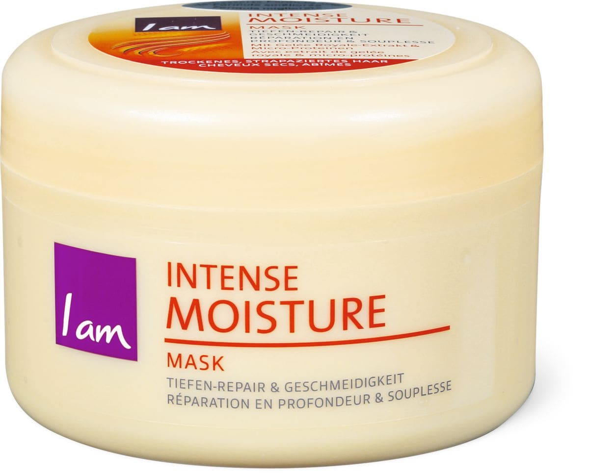I am Intense Moisture Mask
