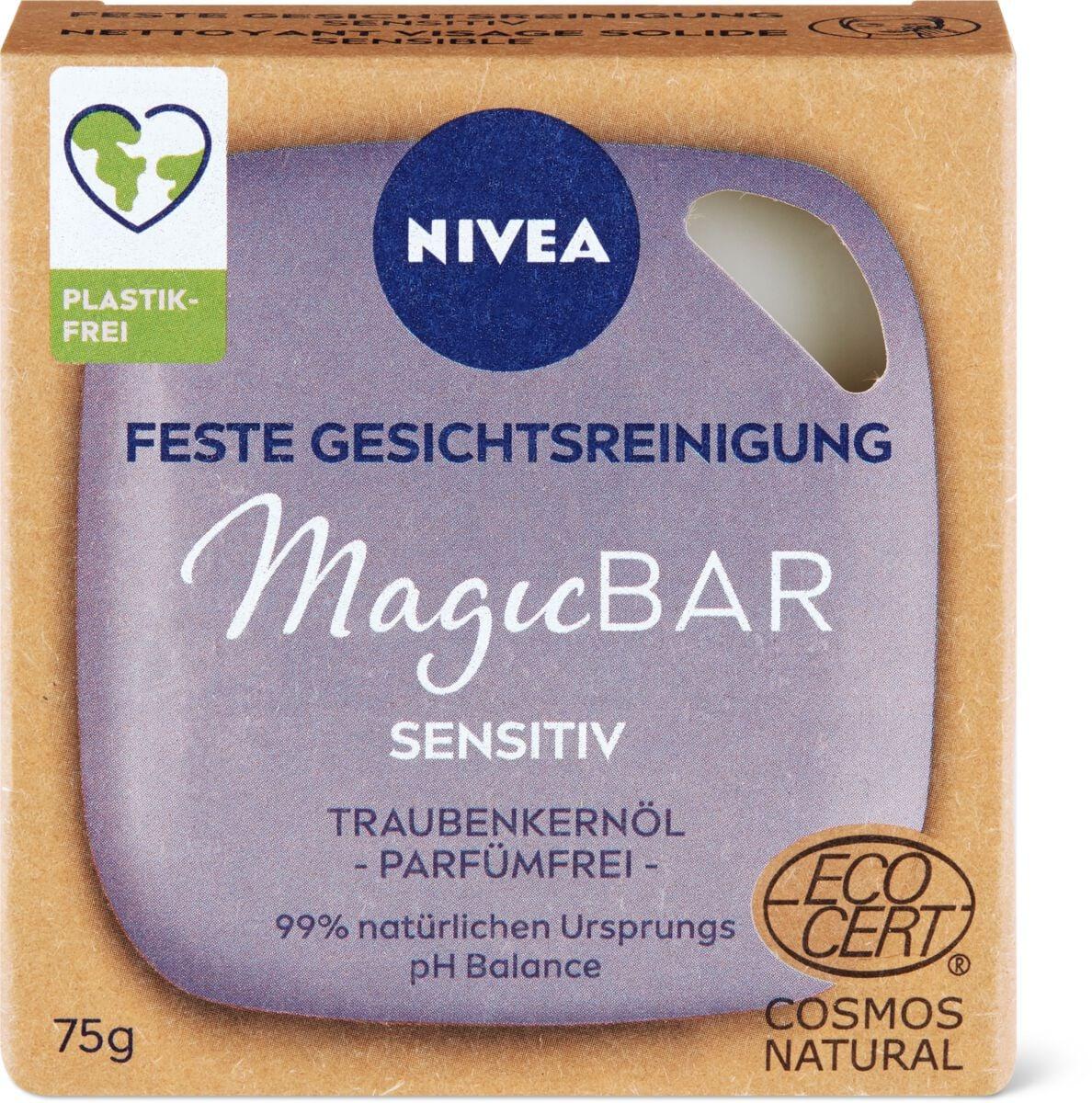 Nivea Magic Bar Sensitive