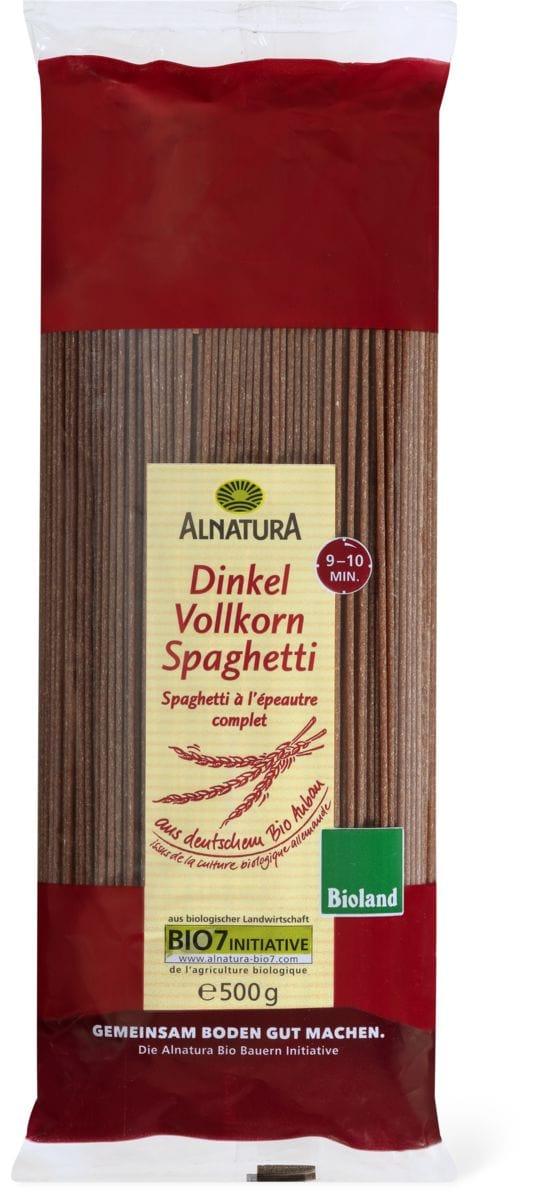 Alnatura spaghetti Complets épeautre
