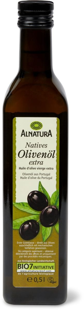 Alnatura Olivenöl Spanien
