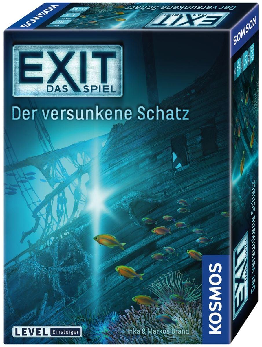 Kosmos Exit Der Versunkene Schatz_De