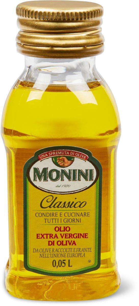 Monini extra vergine Olio d'olive mini