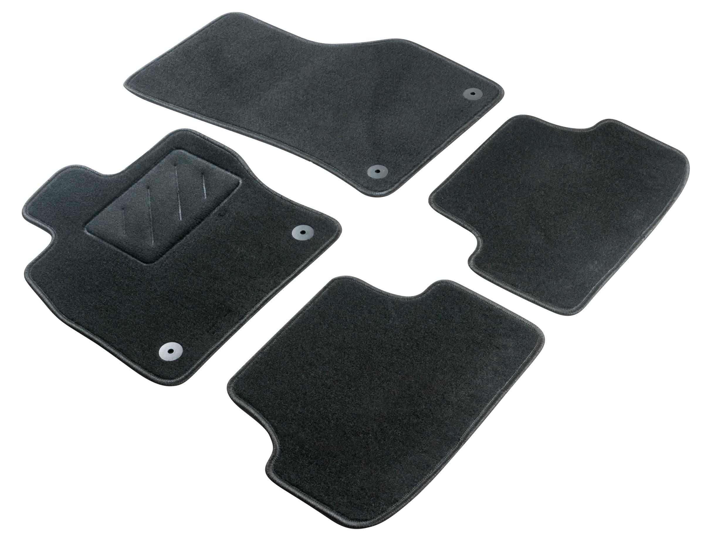 WALSER Set standard di tappetini per auto smart Tappetino