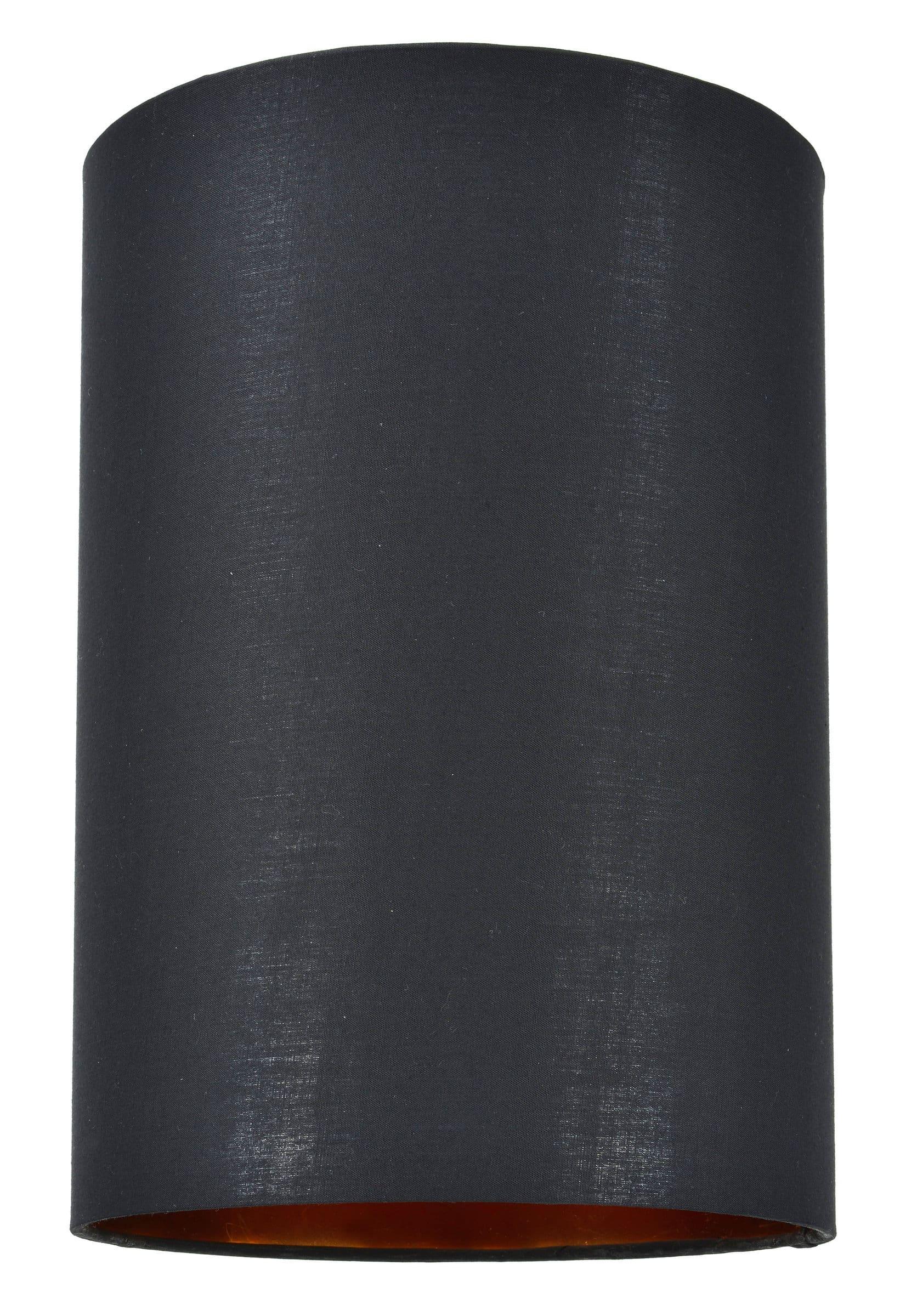 CYLINDER Schirm 20cm schwarz