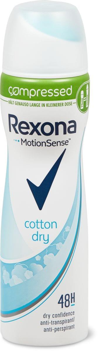 Rexona Cotton Aerosol compressed Deo
