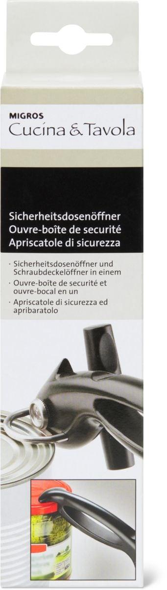 Cucina & Tavola Sicherheits-Dosenöffner