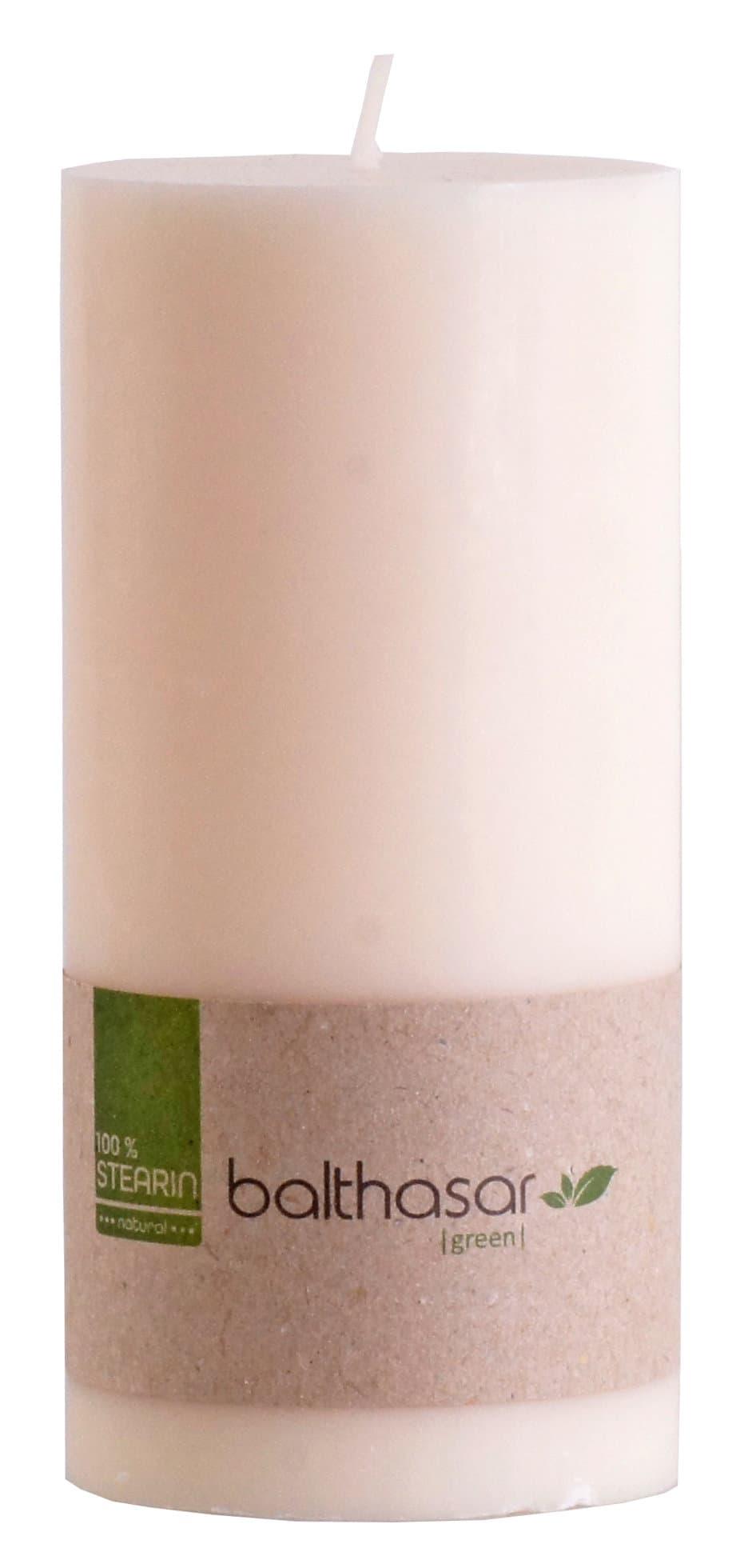 GREEN Candela cilindrica