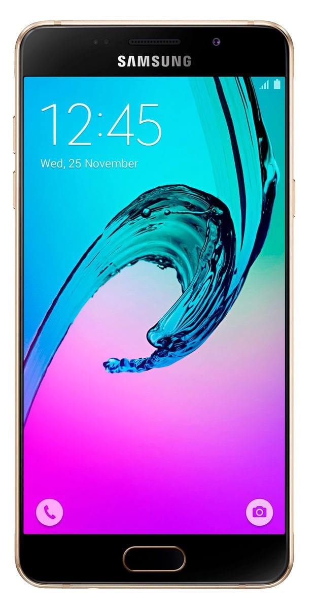 Samsung Galaxy A5 (2016) 16GB oro