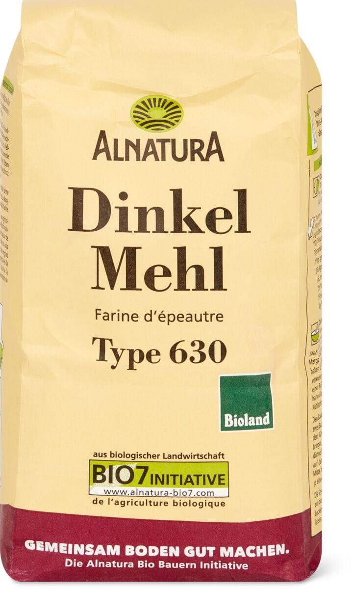Alnatura Dinkelmehl Type 630