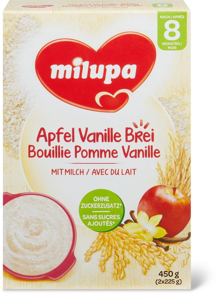 Milupa Apfel Vanille Brei