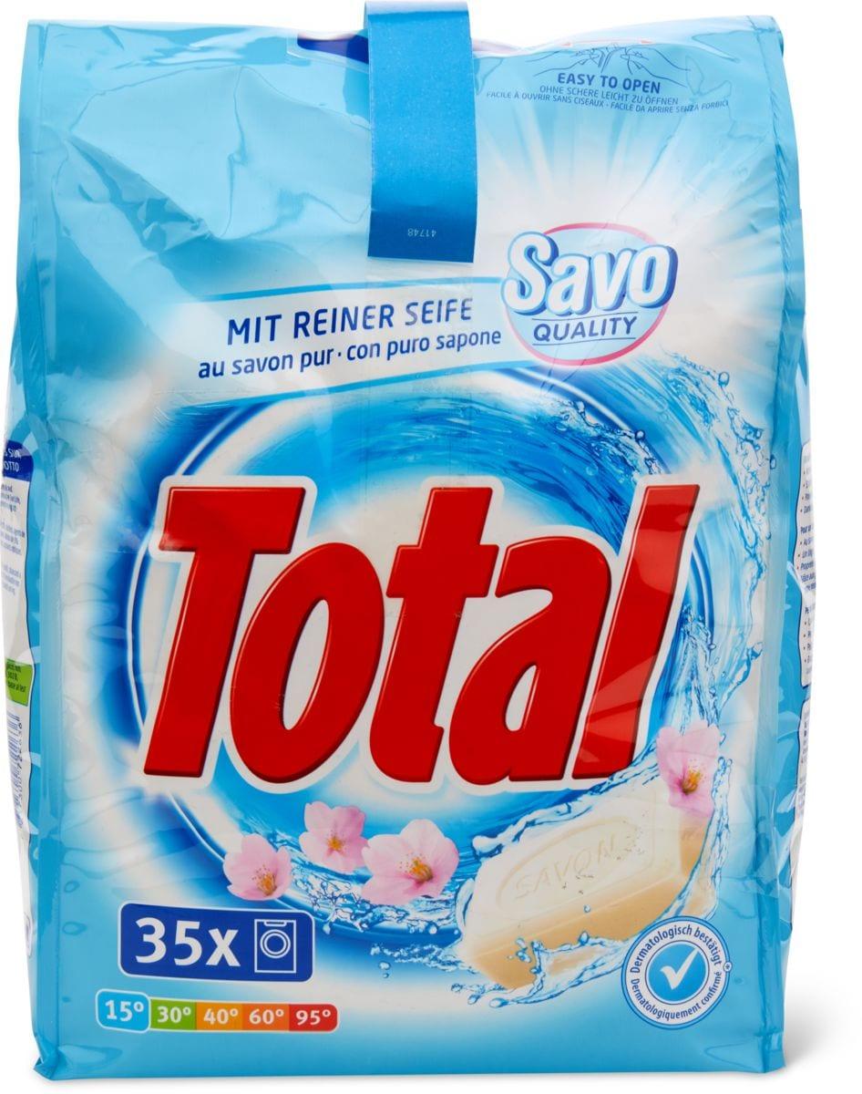 Total Waschmittel Savo
