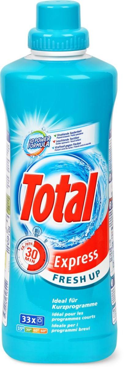 Total Waschmittel Express Fresh Up
