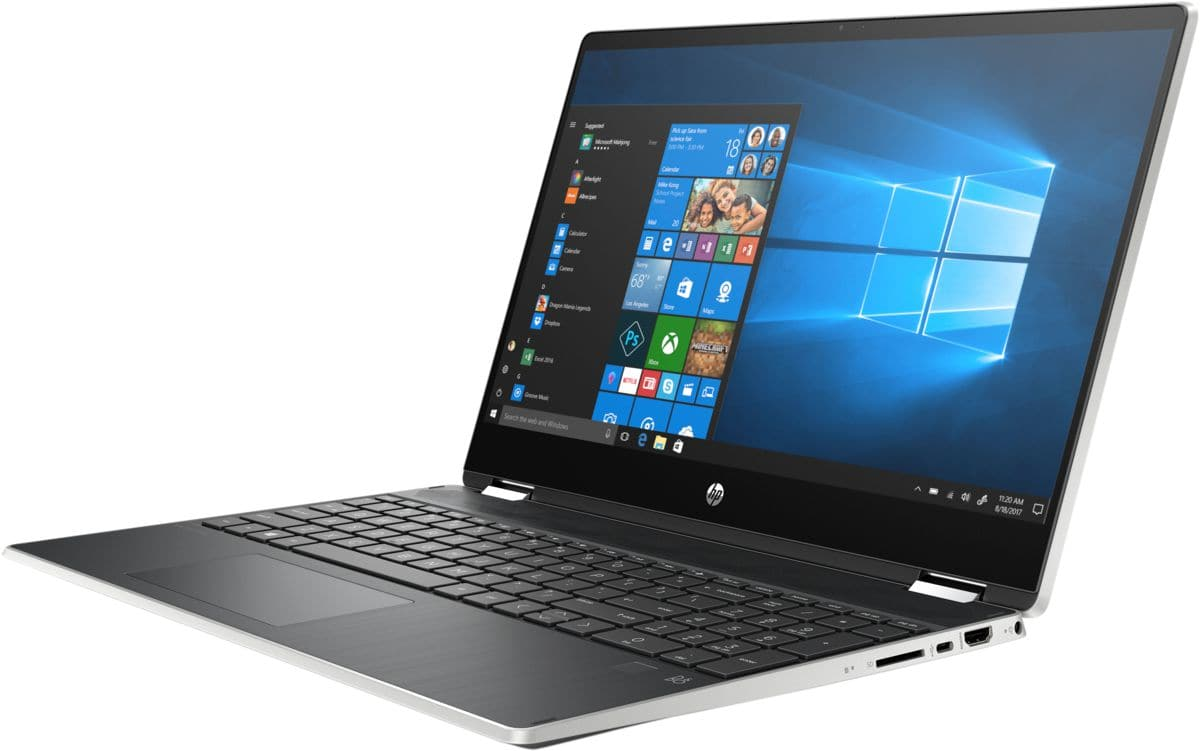 HP Pavilion x360 15-dq0566nz Convertible