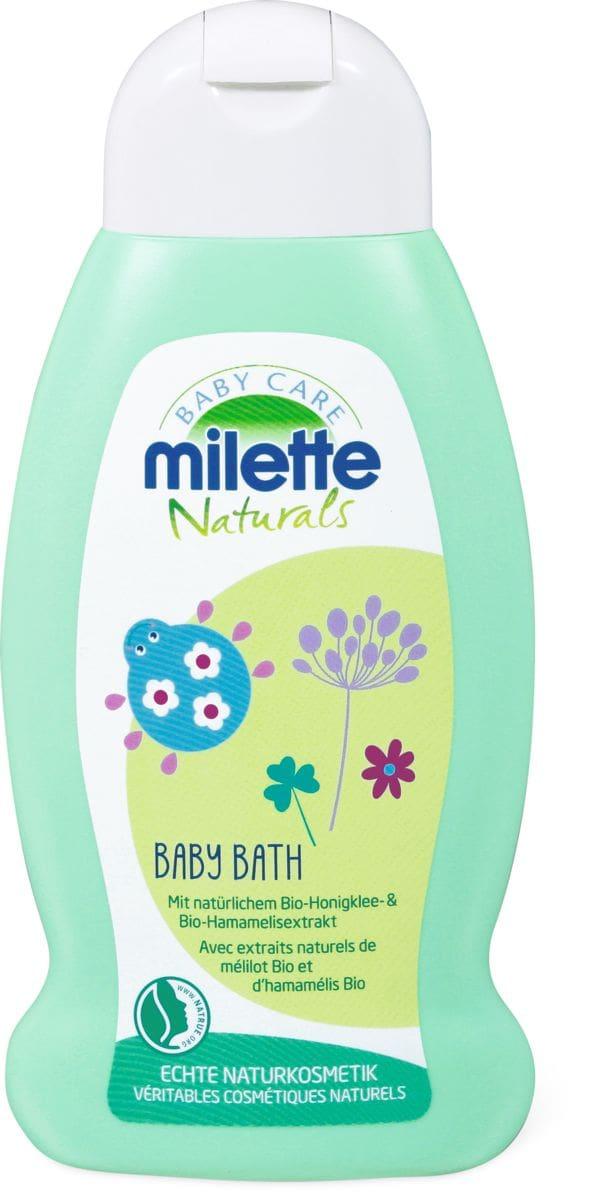 Milette Naturals Baby bagno