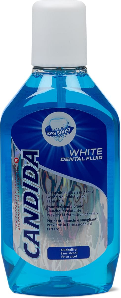 Candida Dental Fluid White
