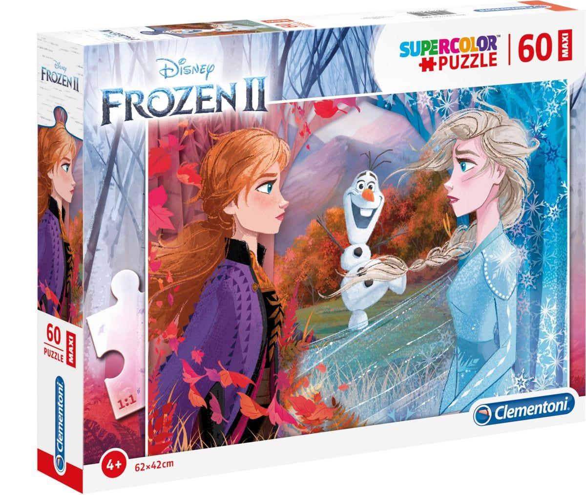 Frozen 2 Puzzle Maxi