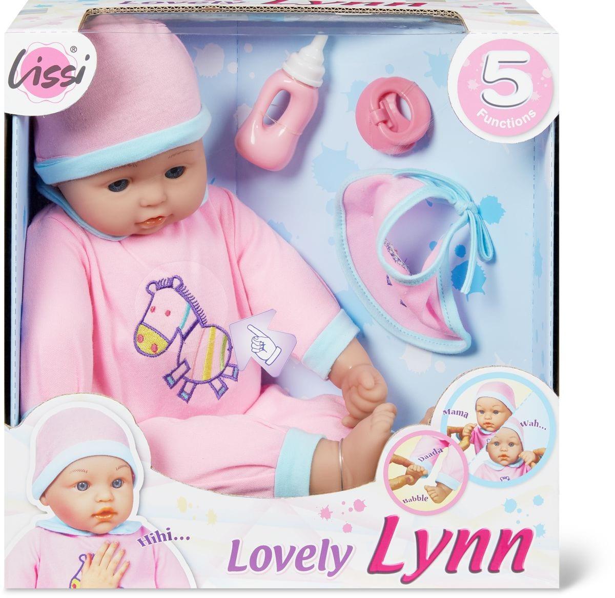 Adorabile Lynn 40cm con Accessori