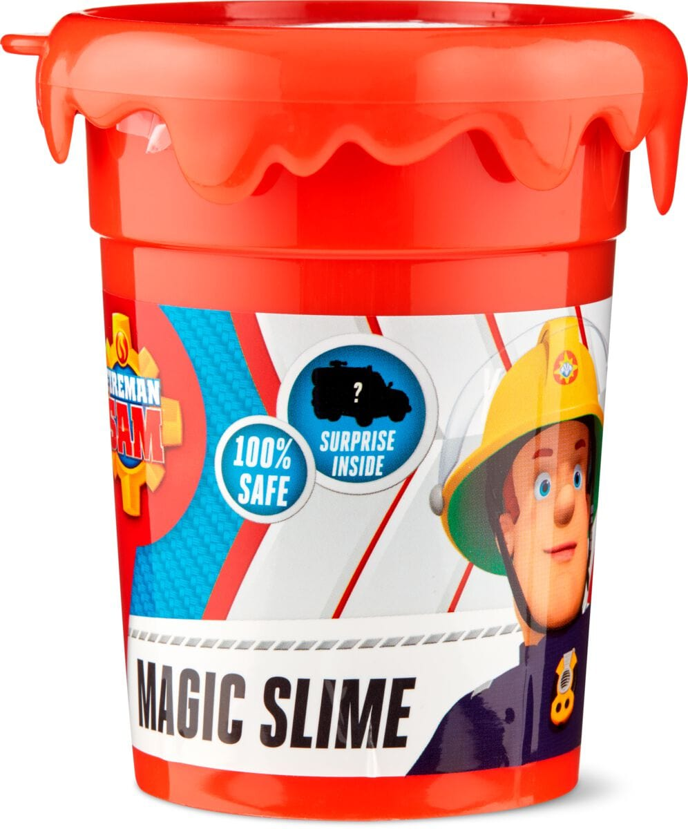 Craze Magic Slimy Fireman Sam Pongo