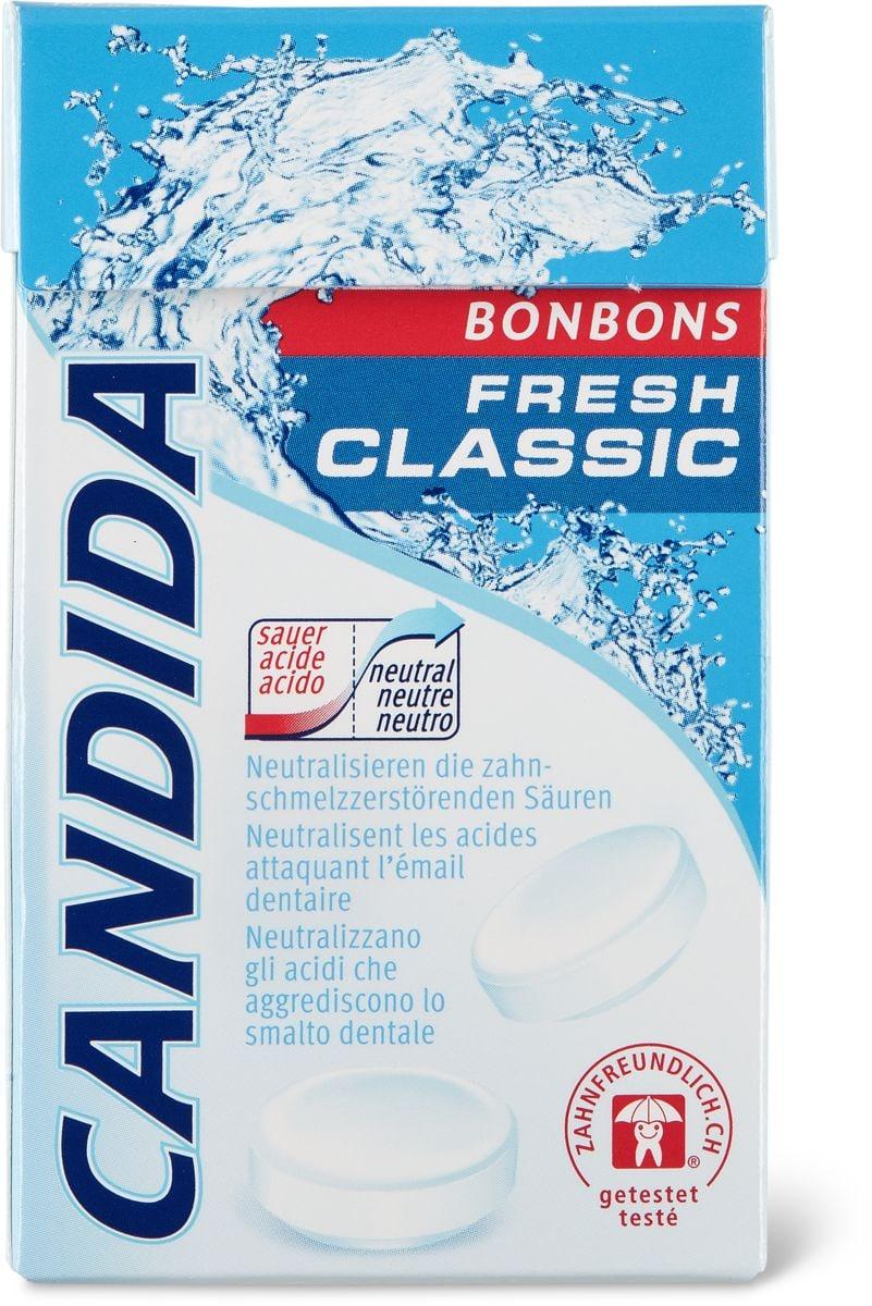 Candida bonbons Fresh classic