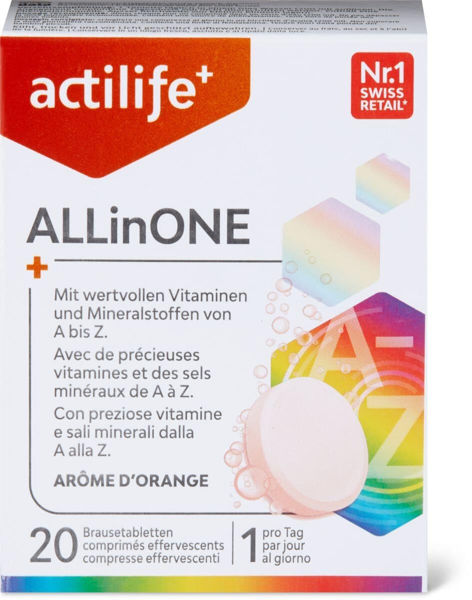 Actilife All in One Orange