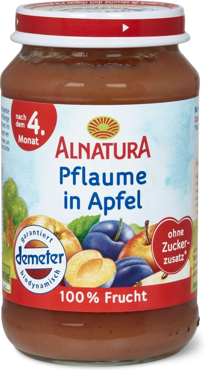 ALNATURA BREI PFLAUME-APFEL