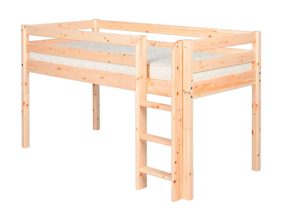 flexa flexa classic lit mi hauteur migros. Black Bedroom Furniture Sets. Home Design Ideas