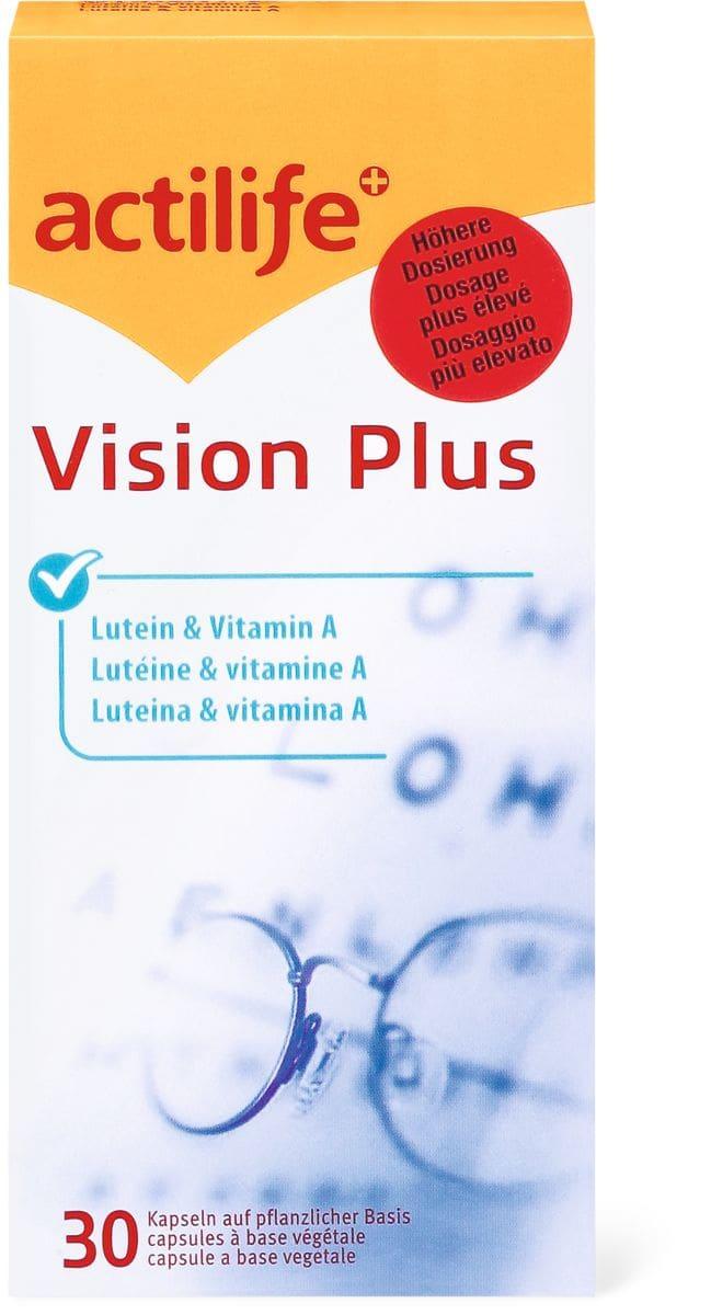 Actilife Vision plus lutéine