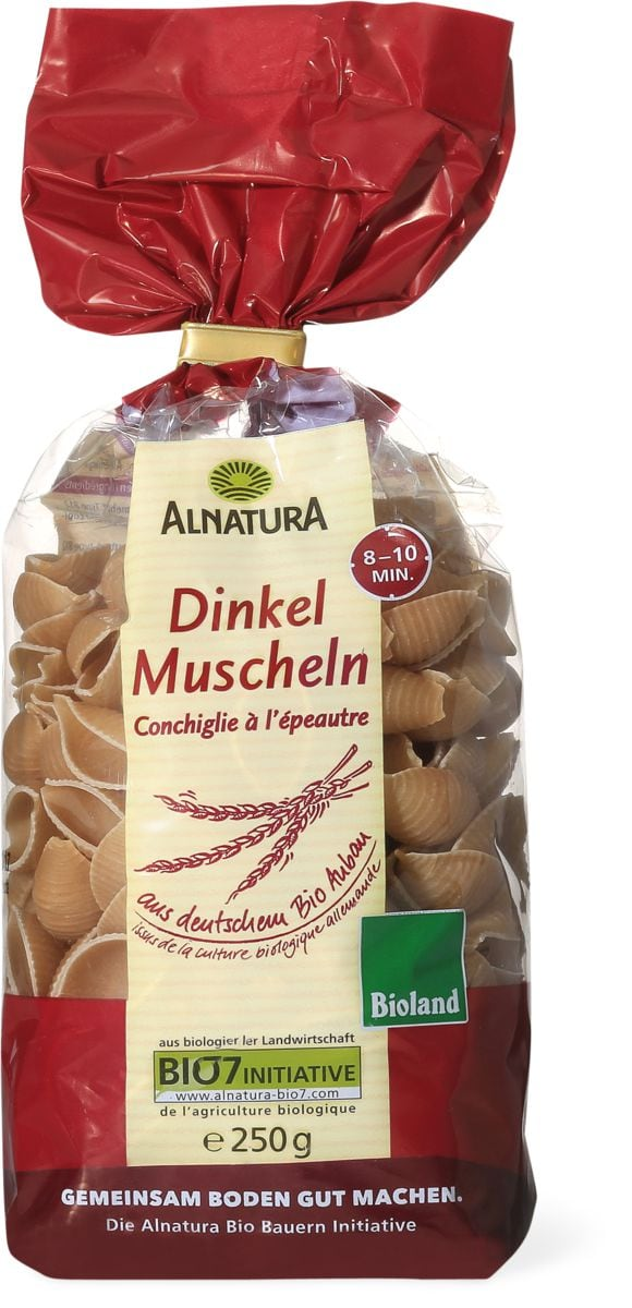 Alnatura Dinkel Muscheln