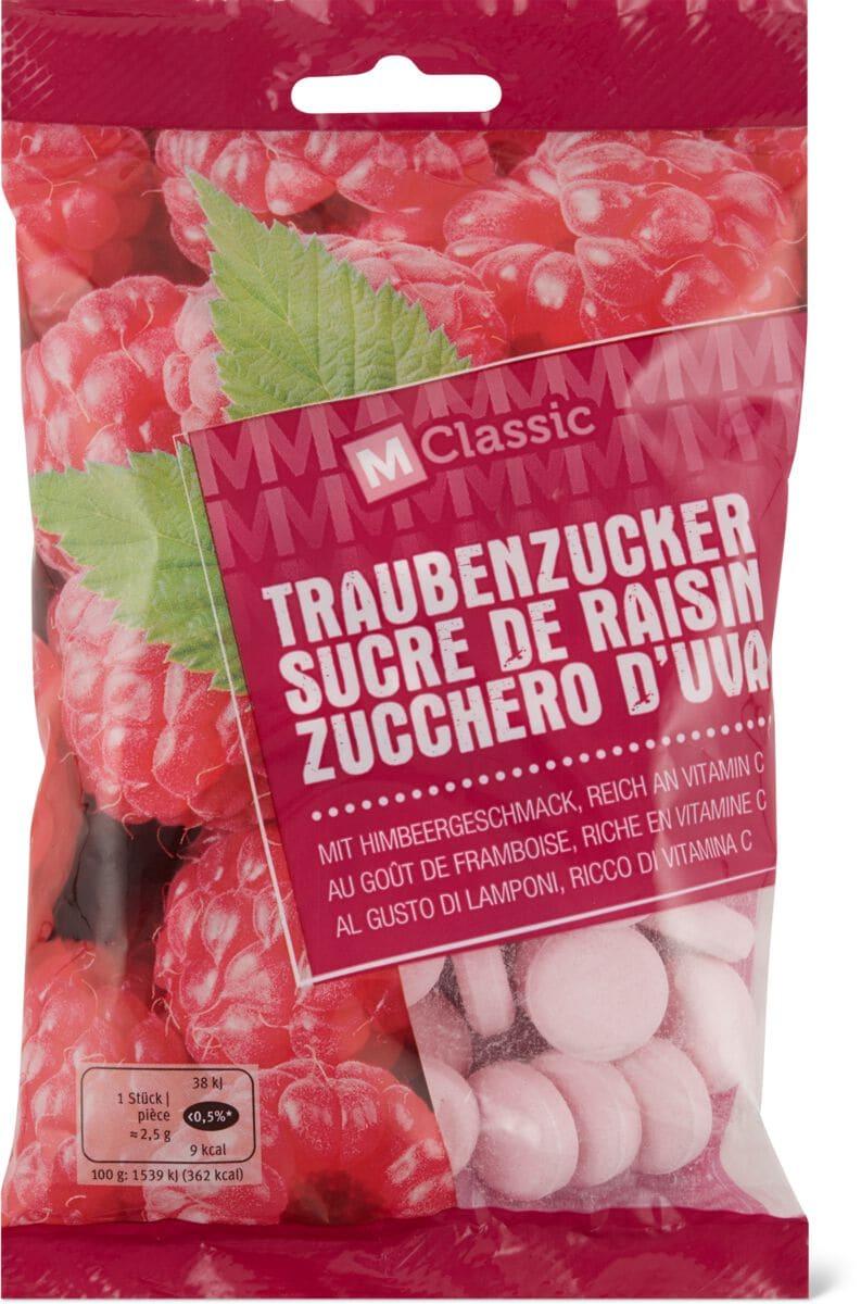 M-Classic Traubenzucker Himbeer