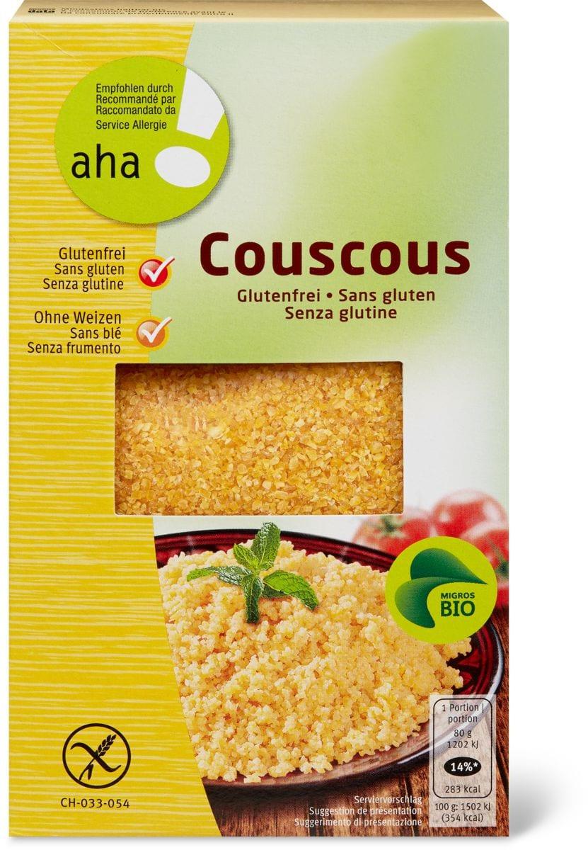 Bio aha! Couscous