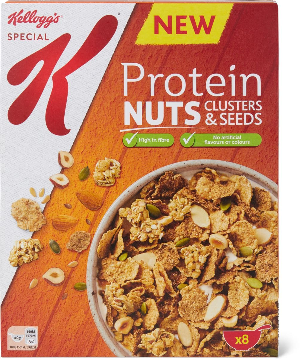 Kellogg's Special K Protein nuts