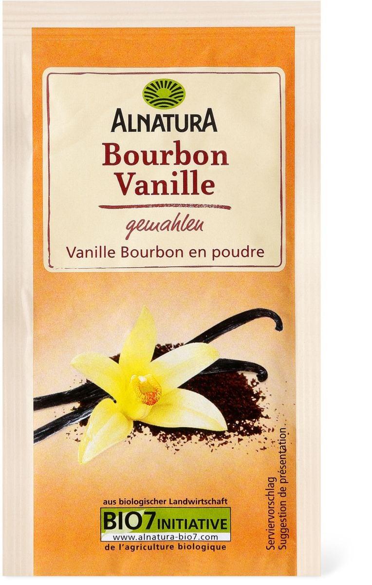 Alnatura vaniglia Bourbon macinato