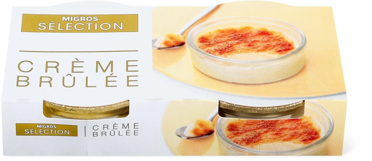 Sélection Crème Brûlée