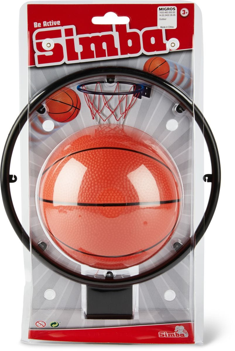Simba Basketball Set Palla
