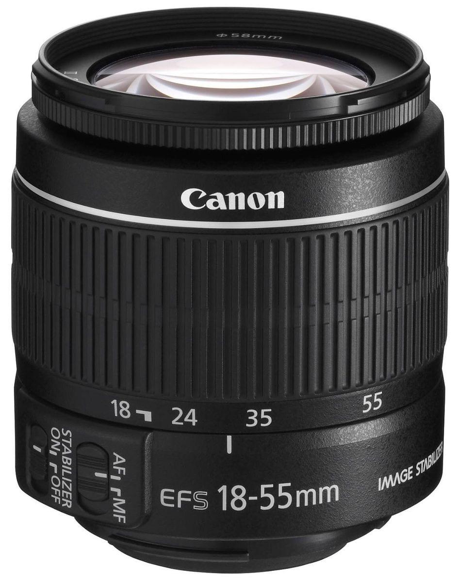 Canon EF-S 18-55mm 3.5-5.6 IS II Objektiv Objektiv