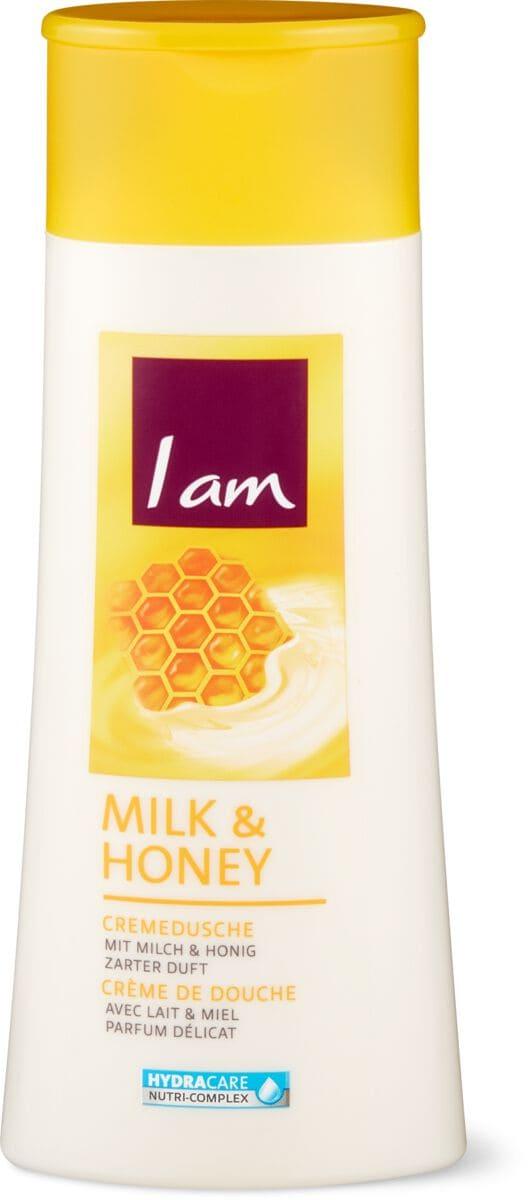 I am Cremedusche Milk & Honey