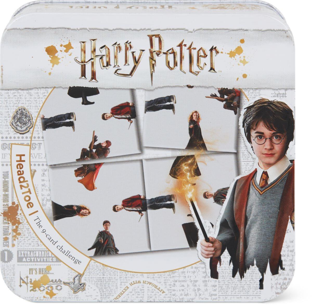 Harry Potter Head2Toe Puzzle Puzzle